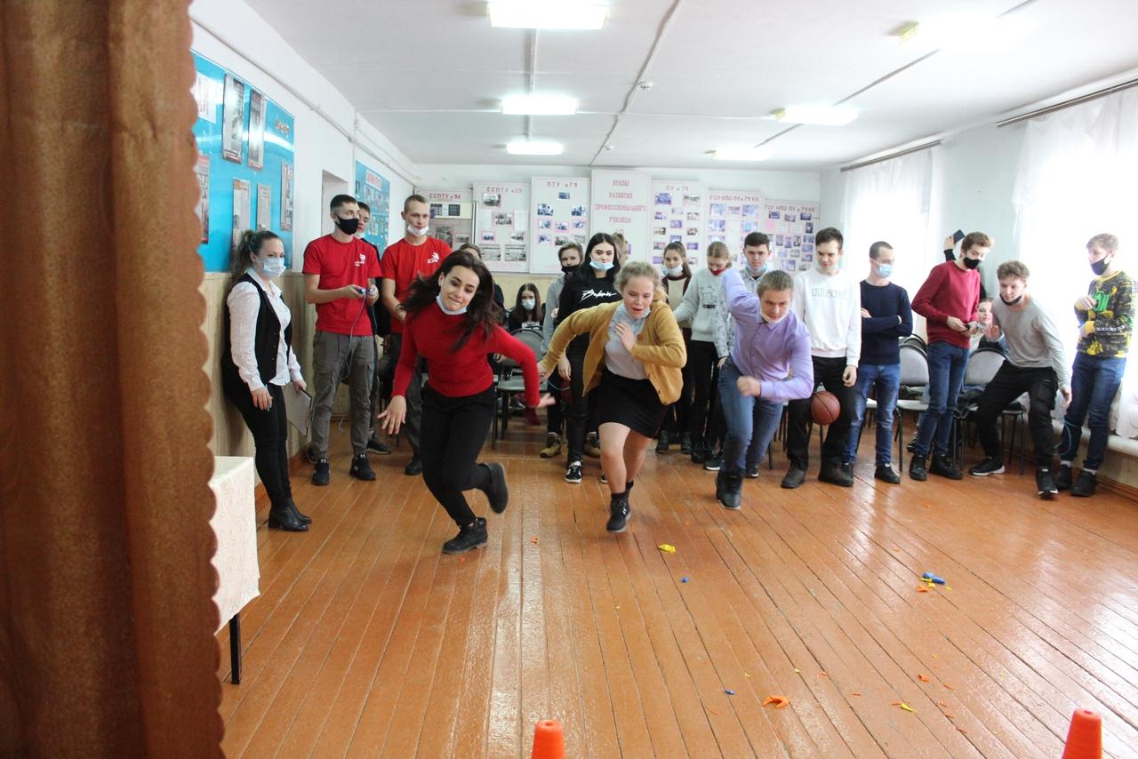 Спортивно-интеллектуальная игра «Студенчество – веселая пора!»